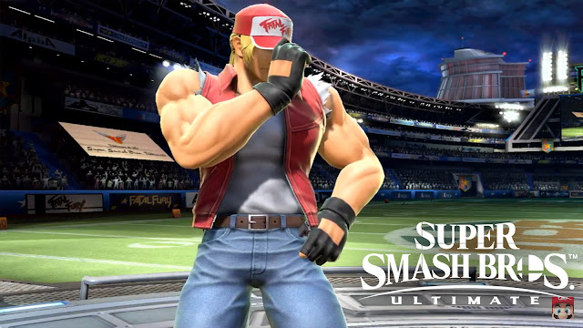 Super Smash Bros. Ultimate (Switch): SNK sofre boicotes dos internautas após anúncio de Terry