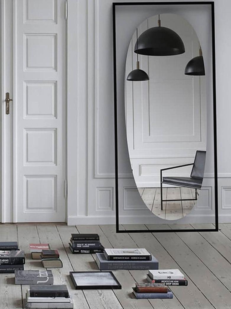 Jak wystylizować lustro?