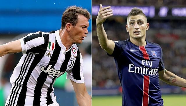 PSG vs Juventus Live