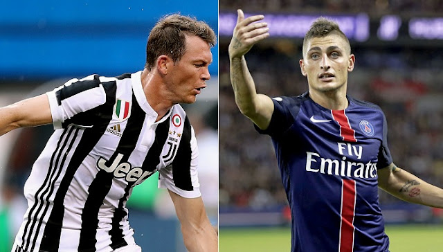 PSG vs Juventus en vivo