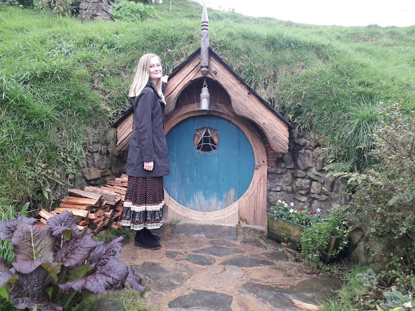 WEEK 47:  I finally became a Hobbit..and other important things!