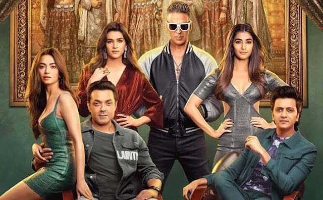 Housefull 4 Box Office Collection 1st Day - Bumper opening