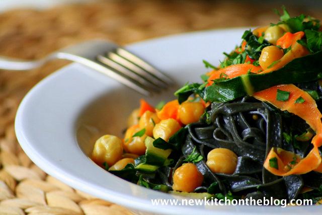 safransauce für pasta
