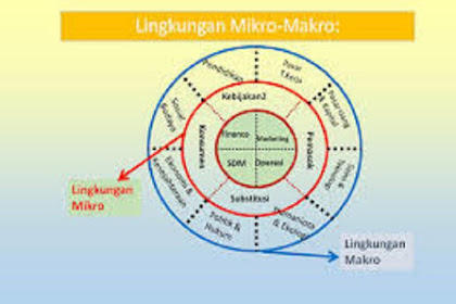 Maksud dari Lingkungan Makro dan Mikroorganisme