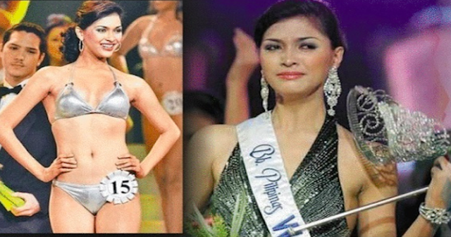 Beauty Queen Janina San Miguel Now/ABS-CBN