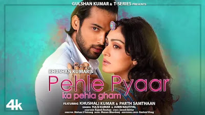 Checkout Jubin Nautiyal and Tulsi Kumar Pehle Pyaar ka Pehla gham lyrics