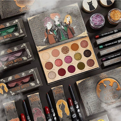 Colourpop x Disney Hocus Pocus Collection for Halloween