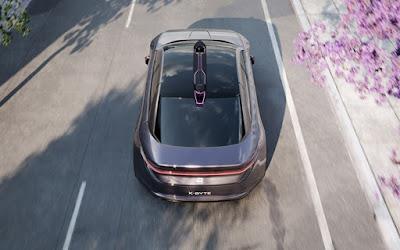 Byton K-Byte electri sedan