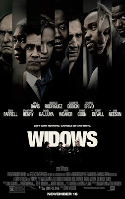 Sinopsis Film Widows (2018)