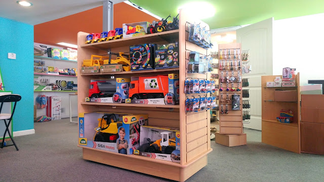 Funky Planet Toys: Imported European Construction Vehicles