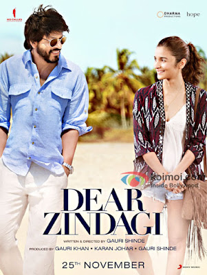 Dear Zindagi 2016 Hindi pDVDRip 700mb audio cleaned