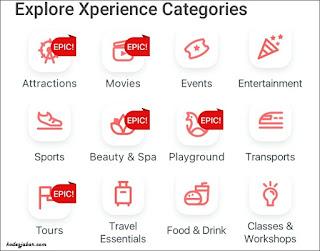 Kategori Xperience