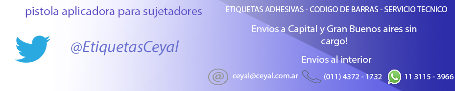 Thumbnail de Impresora de etiquetas ZEBRA con placa de red térmica Argentina