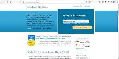 brokenlinkcheck