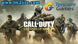 COD Mobile Legends war