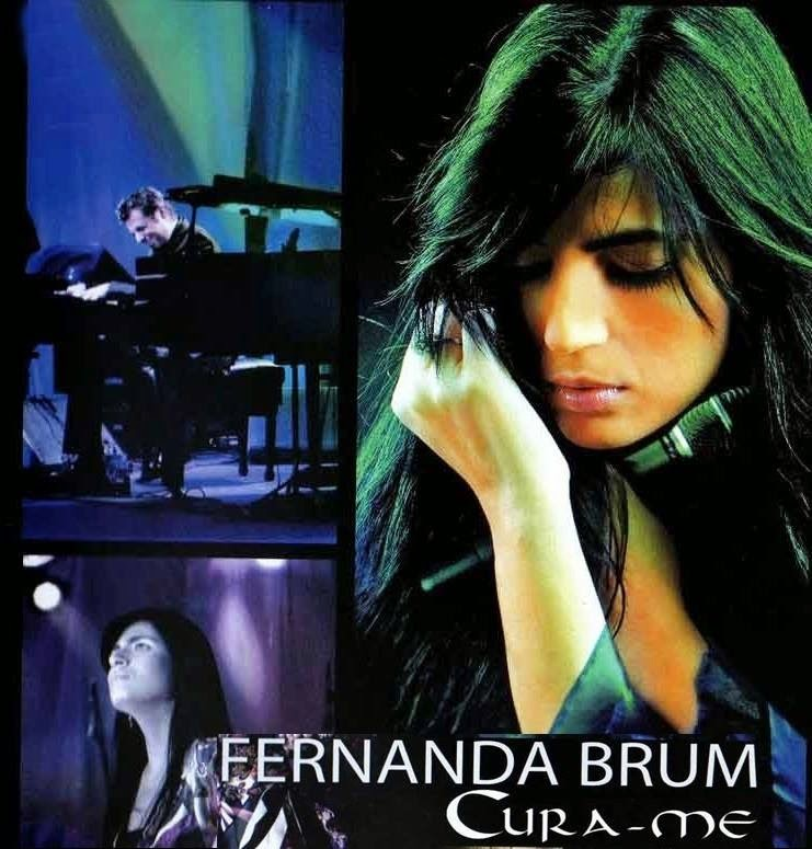 fernanda brum - cura-me audio dvd 2009