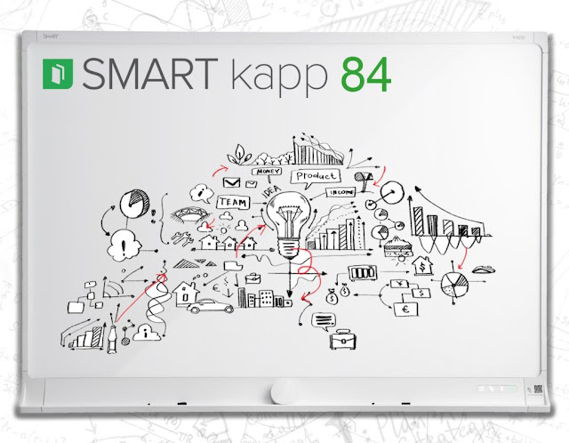 Smart Kapp 84 Adalah Papan Tulis Digital