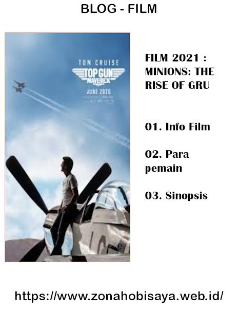 FILM 2021 : Top Gun: Maverick