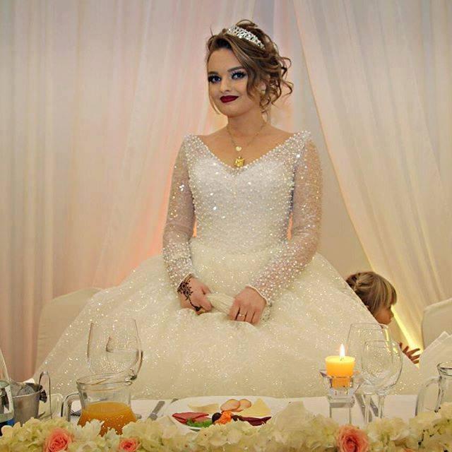 robe de fiancaille 2017 tunisie
