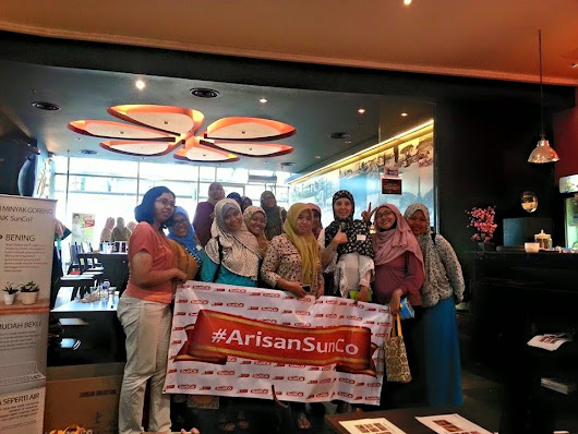 "Arisan Sunco : Mendampingi Anak Usia Remaja ""Parenting With Heart"""