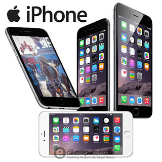 Harga Smartphone Apple iPhone 6 Plus 64Gb