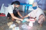 Jajanan Lezat Tanpa Bahan Kimia, Salah Satunya Kerupuk Kepiting yang ada di Dusun Puyahan Desa Lembar Selatan