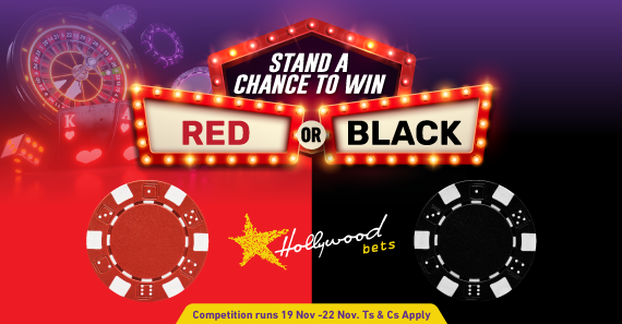 Red or Black Promotion Terms and Conditions