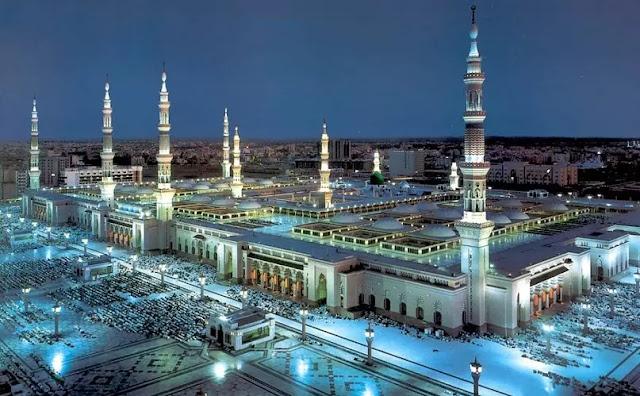 11 Mesjid Terbesar dan Terindah di Dunia