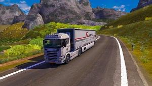 TruckSim Map 5.4 mod