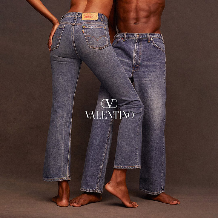 LEVI'S X VALENTINO Limited Edition Collection