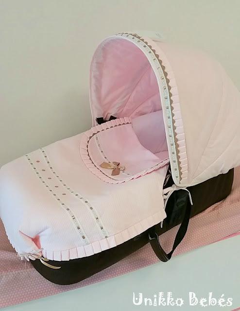 vestidura saco rosa camel jane muum