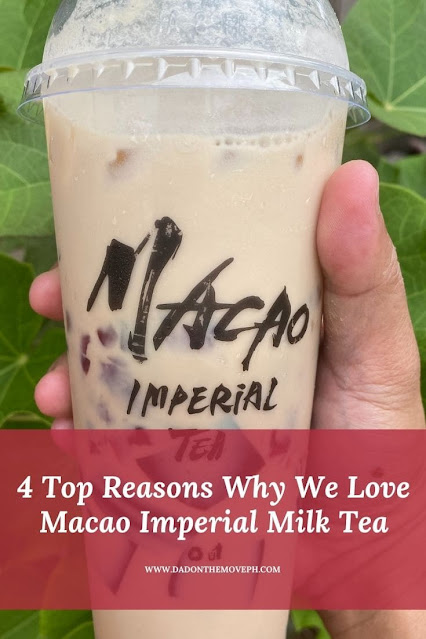 Macao Imperial Tea review