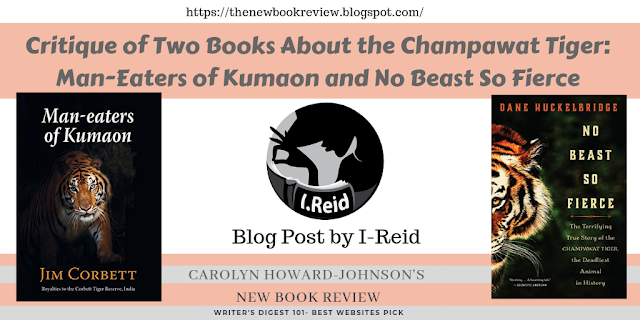 Critique of Two Books About the Champawat Tiger: Man-Eaters of Kumaon and No Beast So Fierce