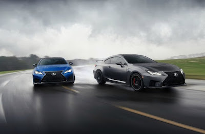 2020 Lexus RC F Track Edition Review, Specs, Price