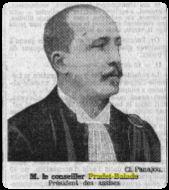 Le Petit Parisien du 26/05/1906