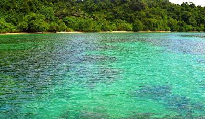 Pulau Balak Lampung
