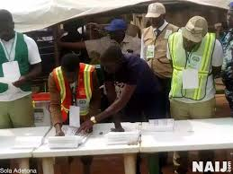 Corps Member Allegedly Runs Away With Election Result In Osun, NYSC Reacts