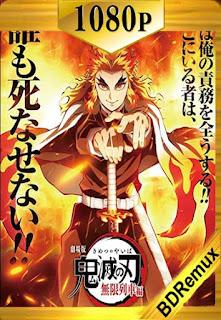 Kimetsu no Yaiba Movie: Mugen Ressha-hen (2020) [BDRemux 1080p] [Japones] [Google Drive] chapelHD