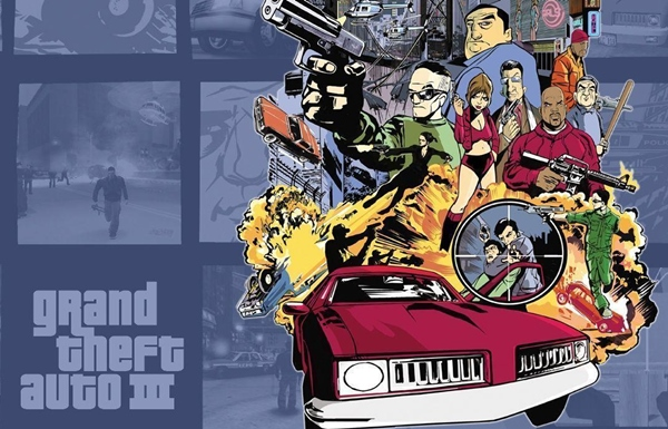 Download GTA III Android Lite