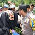 Datangi Lokasi Demo, Kapolres Pasuruan Kota Berhasil Membubarkan Aksi Warga Gunung Bukor
