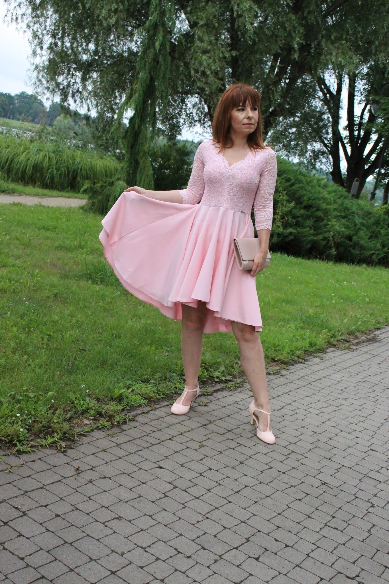 sukienka nicolle koktajlowa