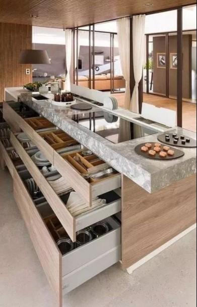 Modern Minimalist Kitchen Design