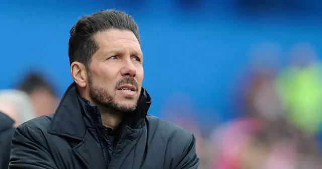 Latest News: Simeone Already Turning from failure in the Champions League Final