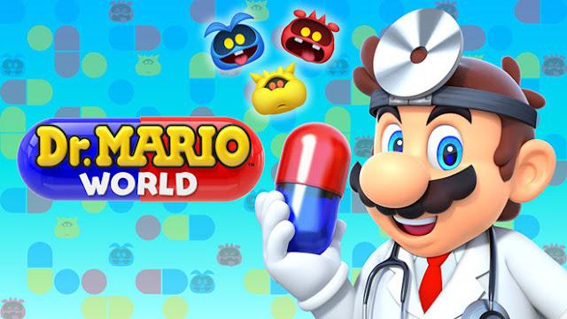 Dr. Mario World for iOS