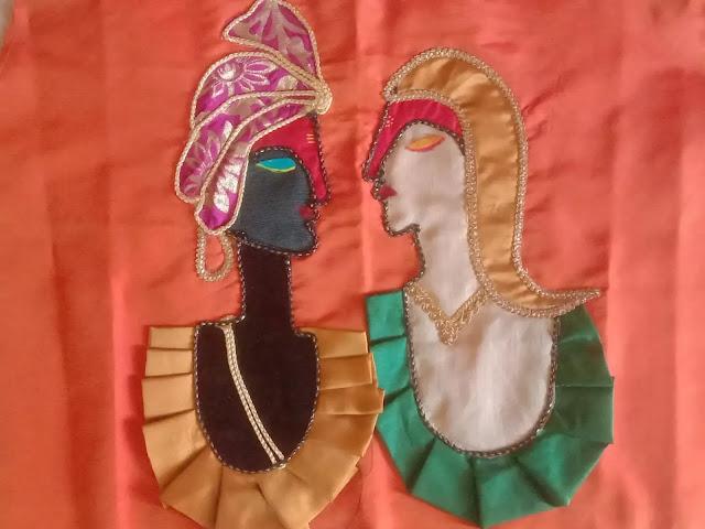 Saree Blouse Design . Blouse design for bride