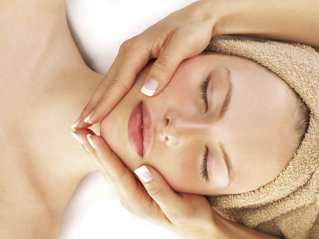 Facial treatments for skin