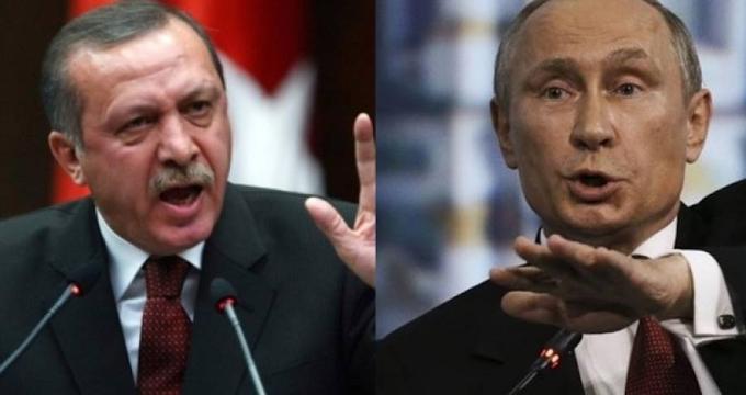 Ερντογάν άκου τον Πούτιν.. « τα ρωσικά σύνορα τελειώνουν στο πουθενά»