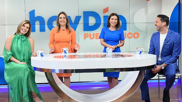 Estreno de Hoy Día Puerto Rico