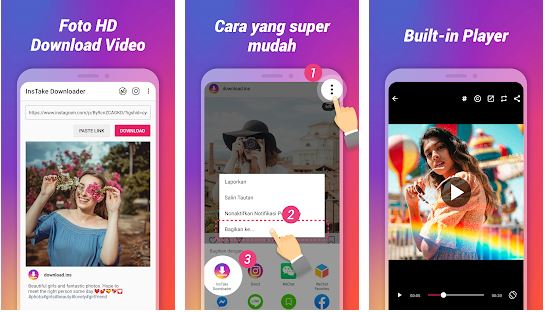 download Foto & Video Downloader Instagram APK [MOD No Ads] Versi terbaru 2020 1