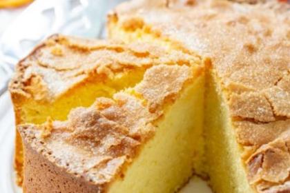 Orange Olive Oil Cake